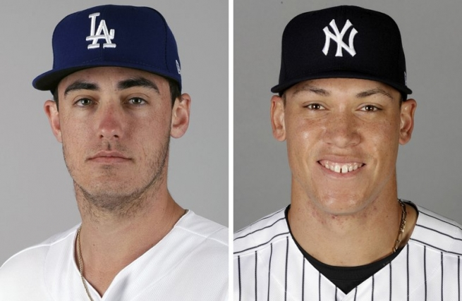 Judge y Bellinger son electos Novatos del Año